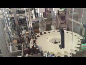 fabrieksprijs hoge snelheid auto capping machine voor roterende fles dop
