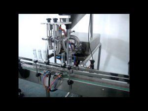 automatische dubbele kop vloeibare handwas vulmachine te koop