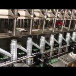 volautomatische piston smeerolie smeerolie vulapparatuur lijn