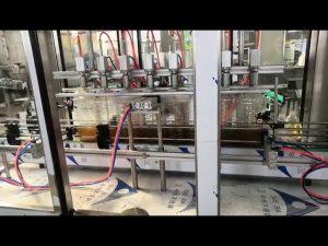 automatische motorolie vulmachine