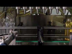 automatische bakolie, afvulmachine voor palmolie
