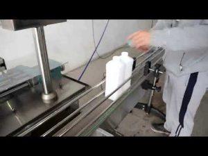 zuinige automatische zuigermotor olie bottelmachine