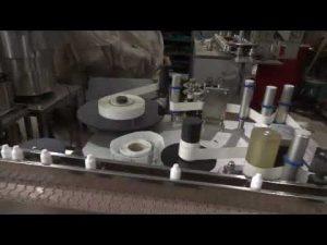 automatische flesvulling capping machine oogdruppels vullen productielijn