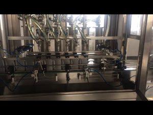 hoge precisie 5l motorolie smeer fles vulmachine