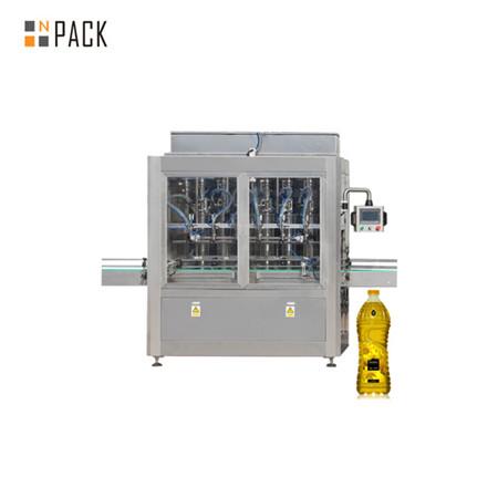 Automatische olievulapparatuur
