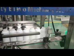 wasmiddel fles vulmachine, wasmiddel vloeibare productielijn wassen
