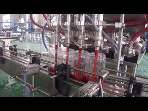 automatische verpakkingsmachine voor het vullen van palmolieflessen