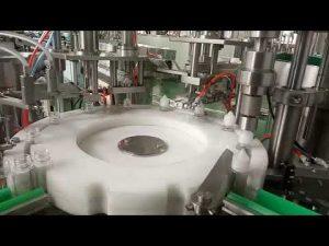 hoge kwaliteit kruidachtige 30ml e vloeibare fles vulmachine