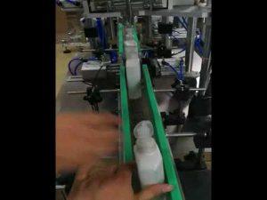 pomp cap alcohol gel fles capper capping machine