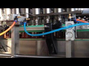 automatische chocolade pindakaas tomatensaus vulmachine