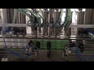 zuiger vloeibare zeep fles vulmachine
