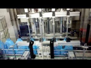 100-1000ml automatische vloeibare zeep handwas handzeep handdesinfecterend vulmachine