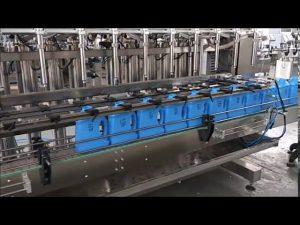 automatische handdesinfectie vloeibare zeep vulmachine zuiger fles vulmachine