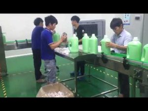 wasvloeistof shampoo vulmachine prijs