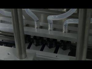 10ml-5l 6 kop automatische desktop nauwkeurige vloeistof vulmachine