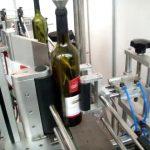 hoge snelheid dubbelzijdige en ronde fles automatische etiketteermachine
