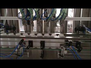 automatische handdesinfecterende vulmachine