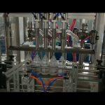 automatische handontsmettingsmiddel alcohol wasmiddel vulmachine