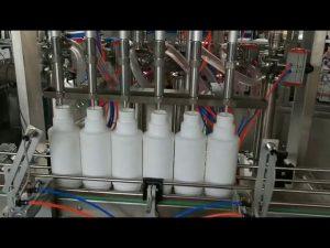 motor smeermiddel etherische olie zuiger flessen vulmachine