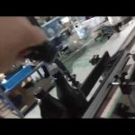 automatische inline rechte glazen fles aluminium dop ropp capping machine